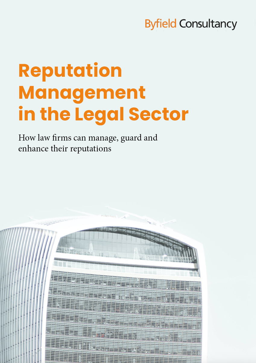 Reputation Management in the Legal Sector