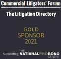 commercial litigators forum