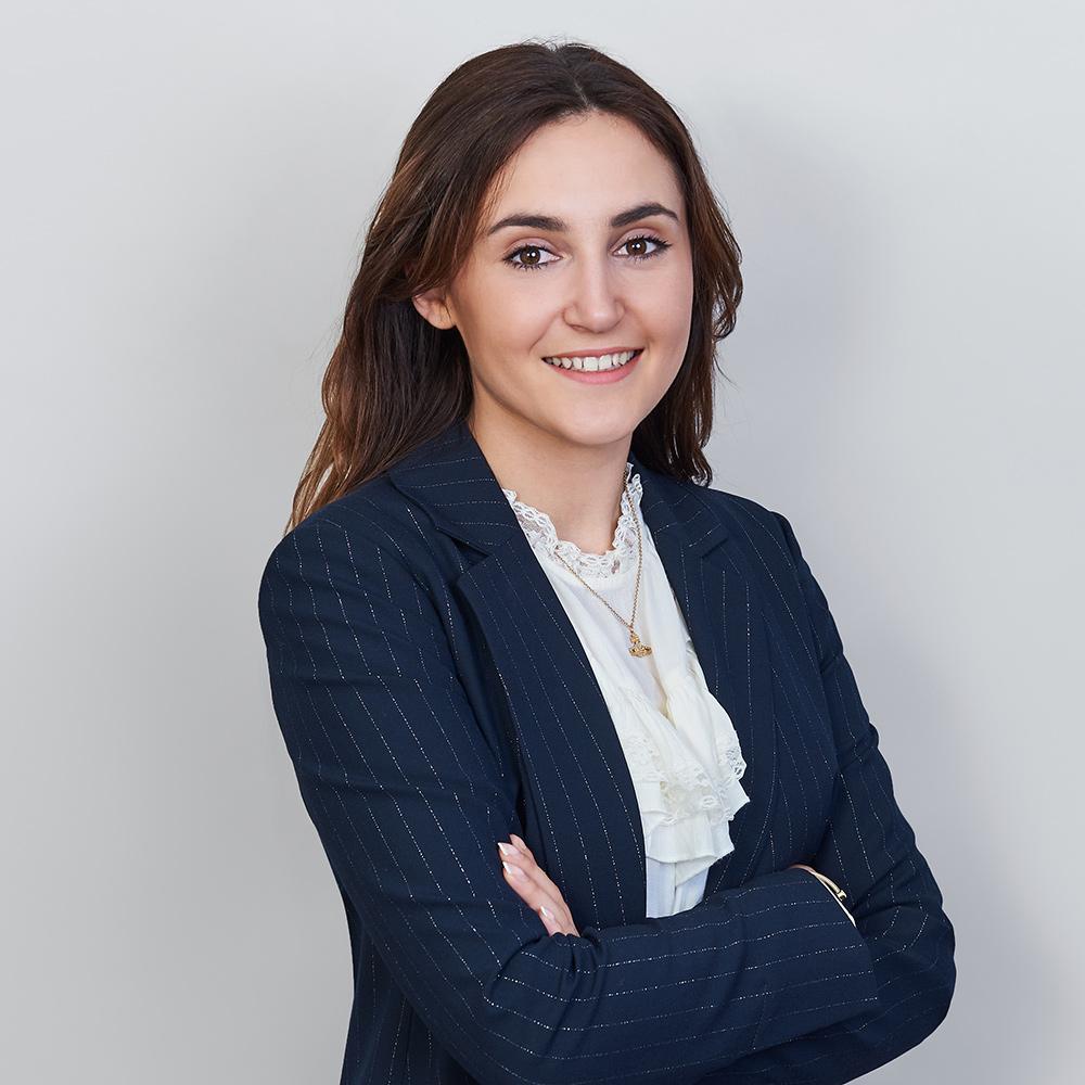 Dina Hudson - Byfield Account Executive