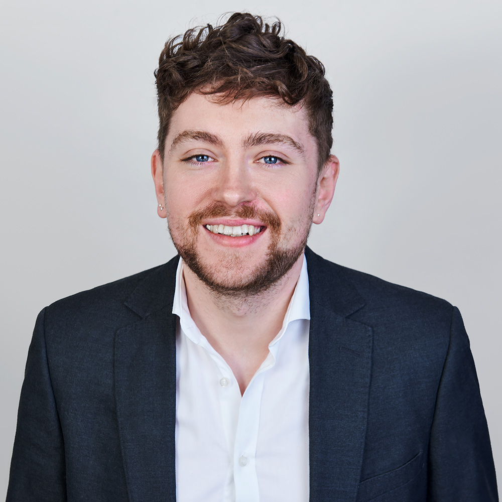 Liam McCafferty - Account Manager
