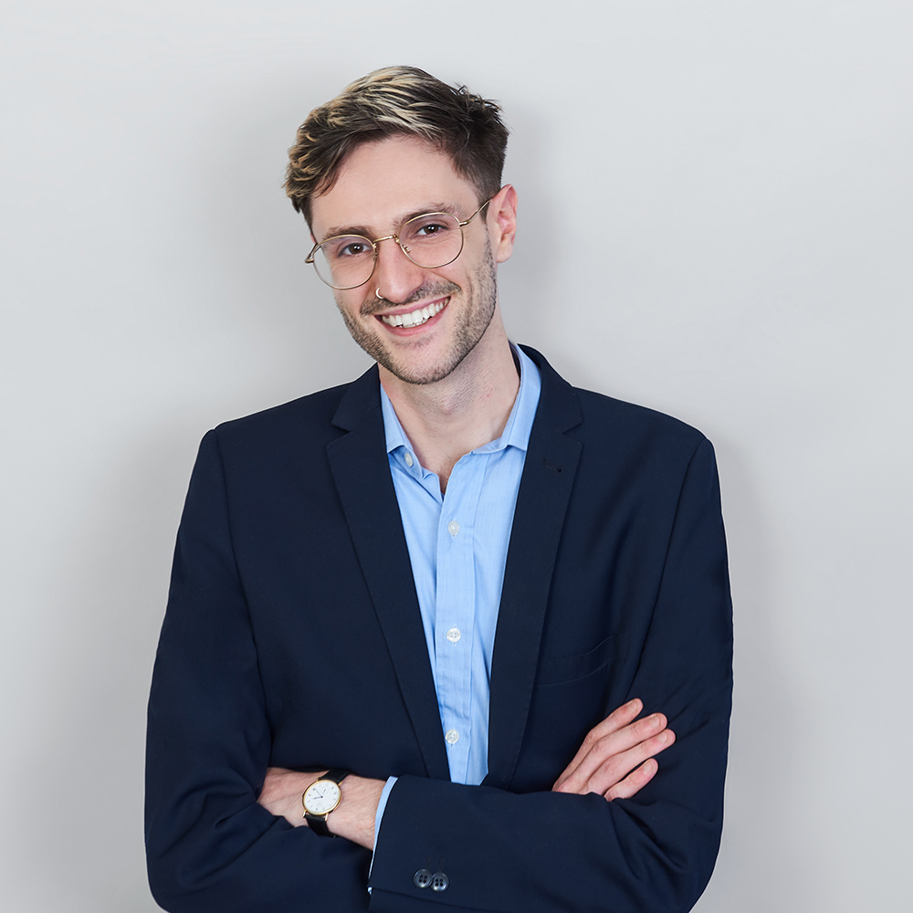 Tobias Sansome - Senior Content Executive