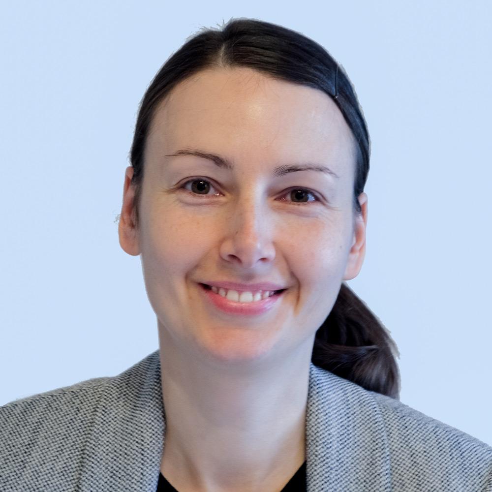 Eugenia Verenko - Senior Consultant